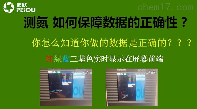 宣传视频-上海沛欧与上海农科院的一场定氮仪的技术交换会