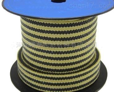 耐磨耐压芳纶盘根环碳纤维盘根圈苎麻盘根