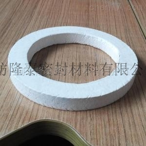 四氟盘根环价格聚四氟乙烯盘根厂家