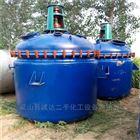 2000出售二手20立方淄博太极搪瓷反应釜