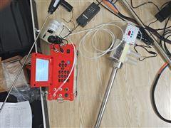 LB-62供應紅色款河北秦皇島煙氣分析儀