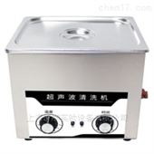 ZQ-80H 22L上海子期台式机械旋钮加热超声波清洗器