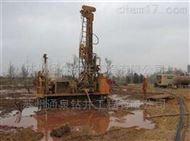 江都深水井钻探施工,打探测井