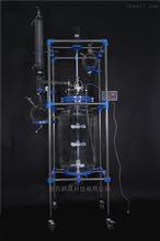 SF-100D100L双层玻璃反应釜/结晶、分散设备