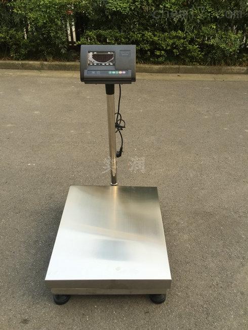 COM1支持双向通信电子称,100kg连电脑台秤