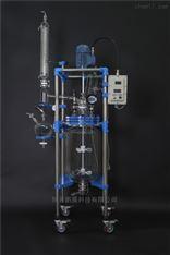 中試生產玻璃精餾純化裝置