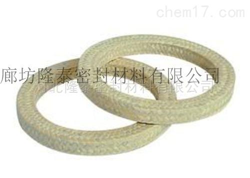 碳素芳纶混编盘跟环芳纶盘根环高温高压
