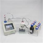 WKT-C9工業酒精全自動卡爾費休水分檢測儀