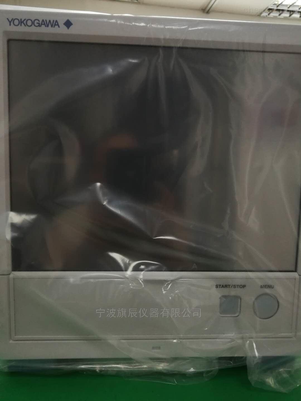 横河无纸记录仪