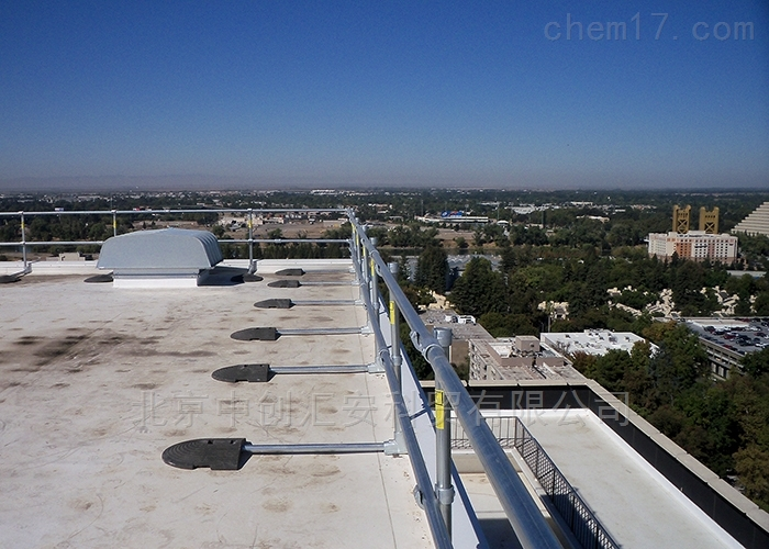 KeeGuard 自立式護欄系統屋頂臨邊防護圍欄