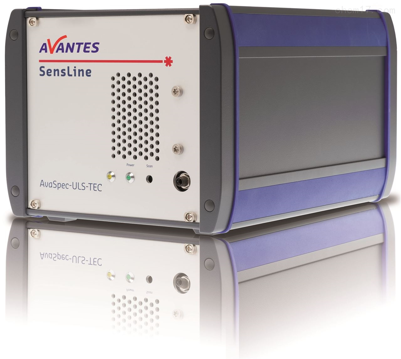 热电致冷式光纤光谱仪