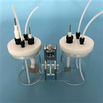 H型可换膜电解池