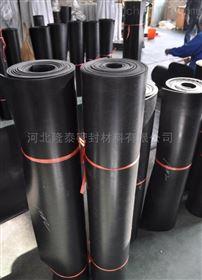 橡胶板价格黑色圆点减震工业耐高温橡胶垫