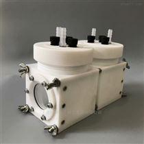 全四氟H型光谱电解池