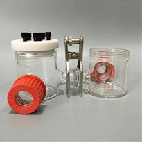 H型可换膜密封光谱电解池