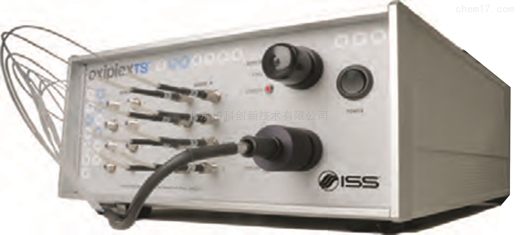 ISS OxiplexTS™新型血氧浓度计