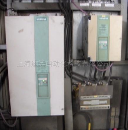 西门子6RA7078上电显示F068故障维修