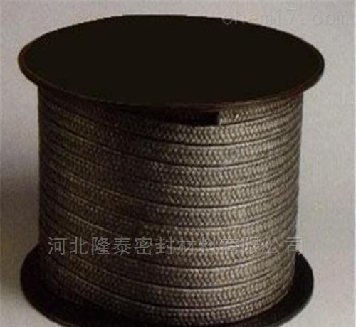柔性石墨编织盘根金属石墨盘根耐高压