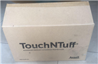 92-616 TouchNTuff一次性浅蓝色腈手套