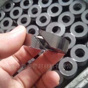 生产阀门加铜粉垫圈耐高压石墨密封填料环