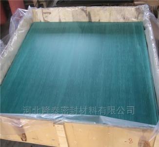 直销耐高温隔热石棉橡胶板 绿色高压200