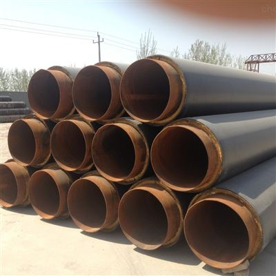 DN200精品推薦直埋保溫鋼管