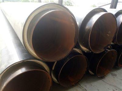 预制聚氨酯保温管供应