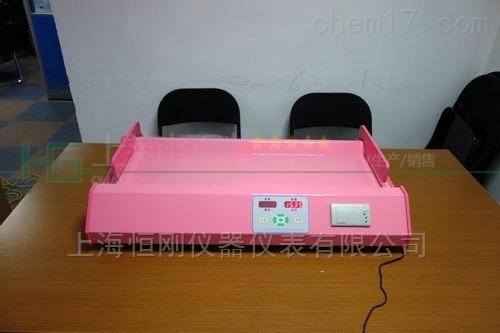 上海医院婴幼儿体检秤,平躺测量身高体重秤