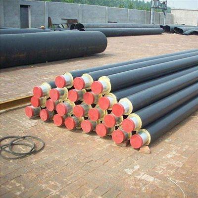 DN120耐高溫蒸汽保溫管行業