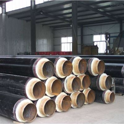DN600精品推薦聚乙烯黑黃夾克管