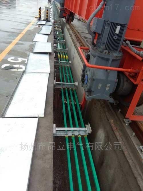 H型滑触线温度补偿器