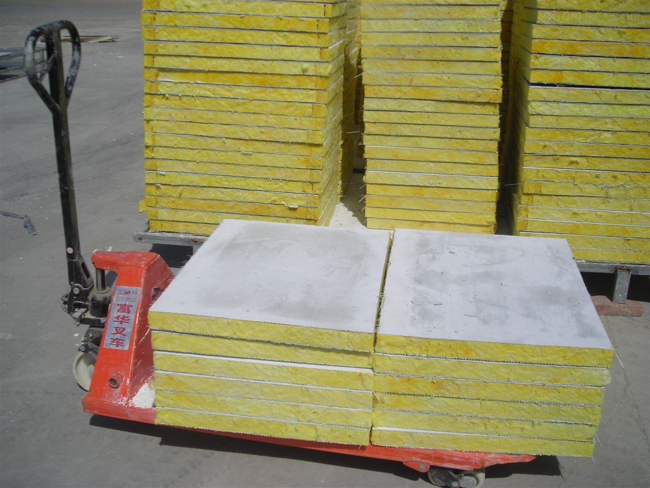 干密砂浆岩棉复合板
