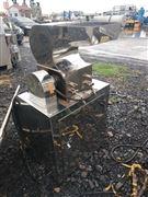 全国回收二手不锈钢粗碎机
