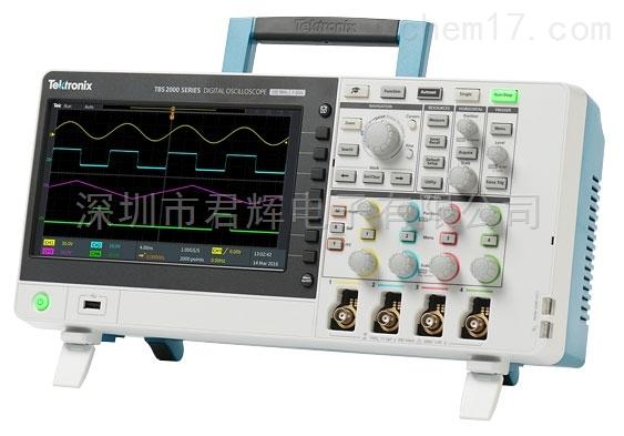TBS2104数字存储示波器