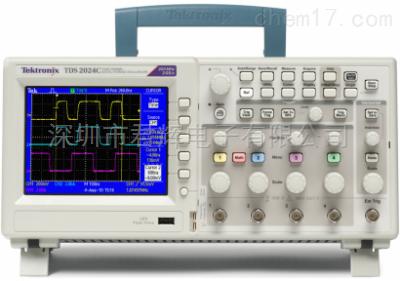 TDS2014C数字存储示波器