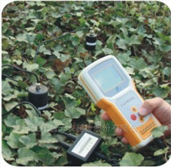 TZS-5X土壤溫濕度測試儀_使用說明_功能_價格