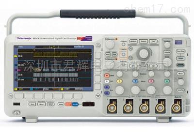 MSO2012B混合信号示波器