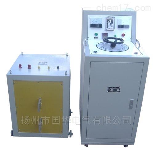 感应耐压发生器试验装置