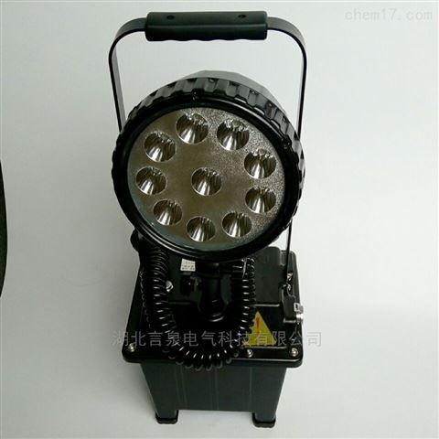 带蓄电池YF2350铁路油田移动应急灯升降灯