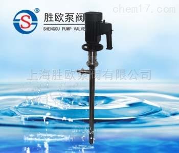 HT系列螺桿式高粘度桶泵