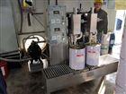 双头液体灌装机 化工原料灌装设备