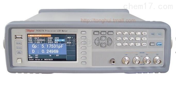 TH2827A型LCR数字电桥