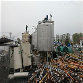 徐州出售二手5000L不锈钢发酵罐