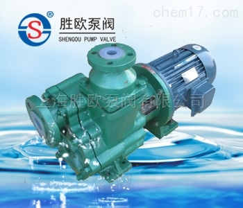 ZMD型氟塑料不锈钢自吸磁力泵