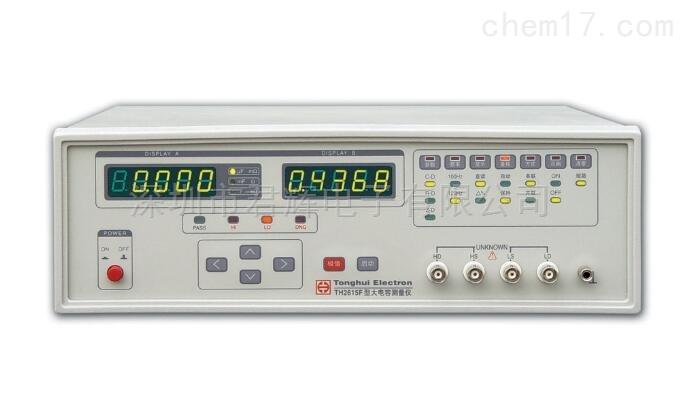 TH2615F电容测量仪