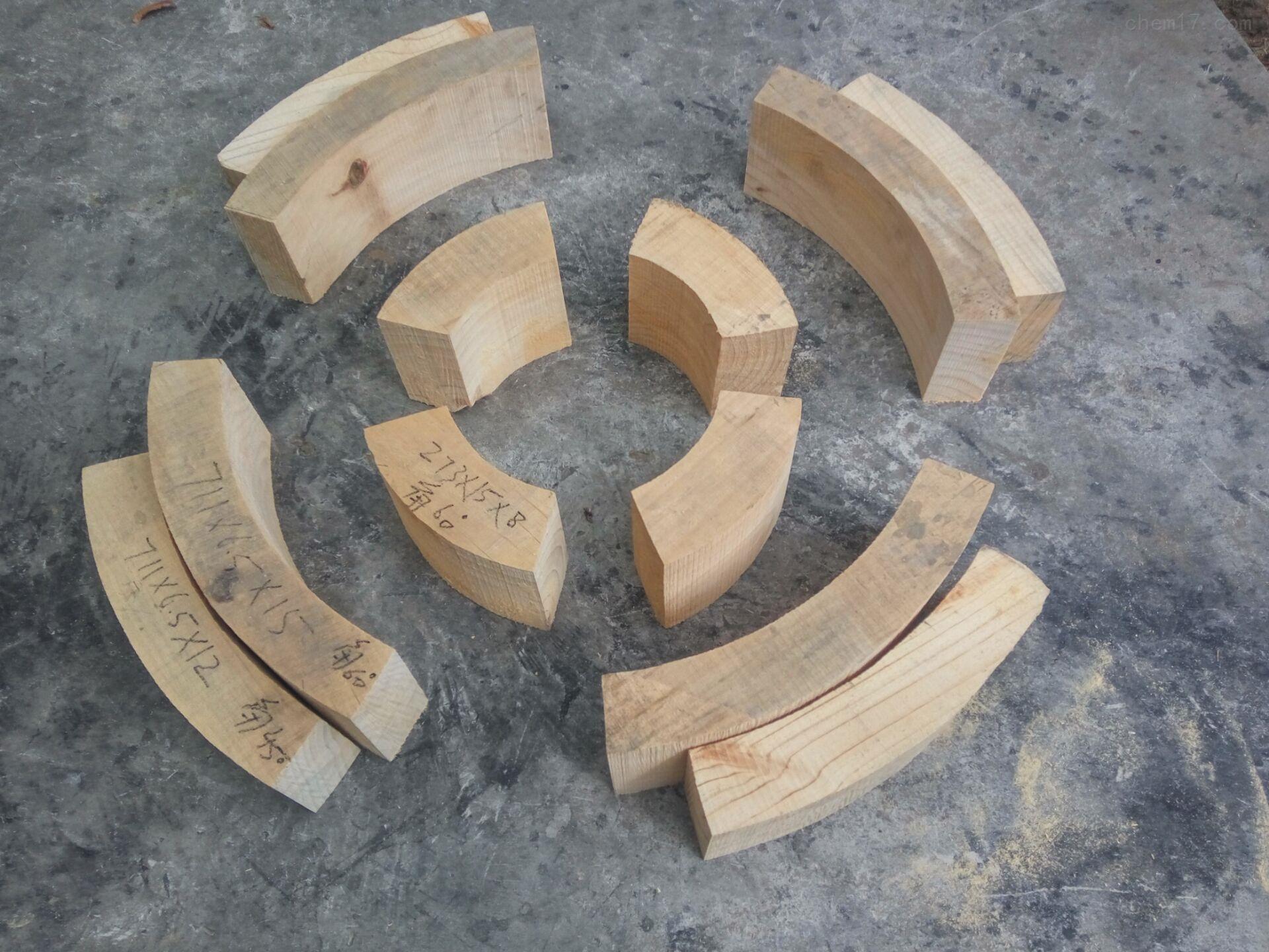 扇形木块*红松保冷木块厂家 价格