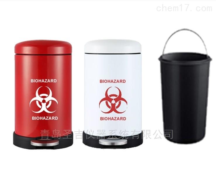 美国Seroat生物安全废弃桶 医疗脚踏垃圾桶