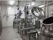 不銹鋼攪拌罐(生物化學反應專用)