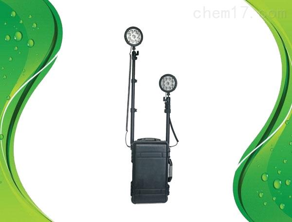 T138现场勘查照明设备,双头便携箱式照明设备