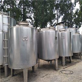 3000L邢台降价出售二手不锈钢发酵罐